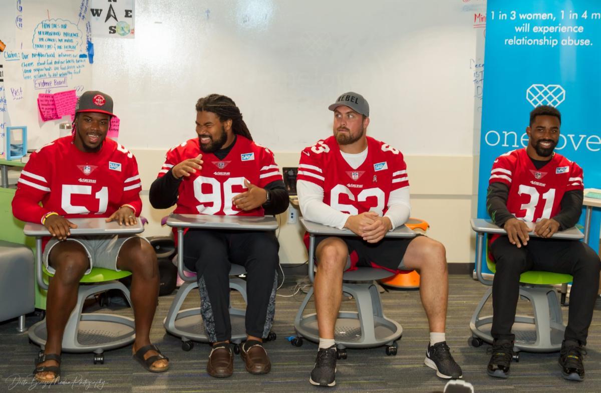 11-25-2019 - 49ers - Timothy