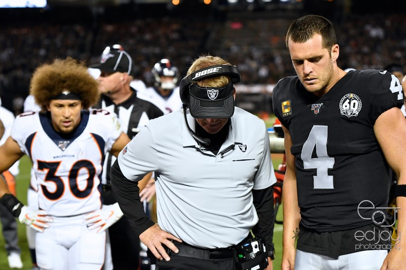 9-16-19 - Raiders - Ed Jay