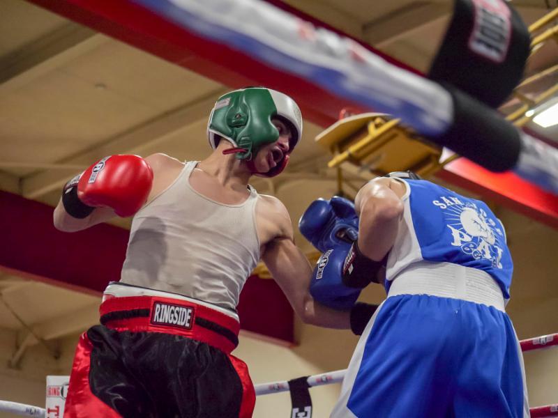 2-18-19 - Boxing -- Larry Rosa