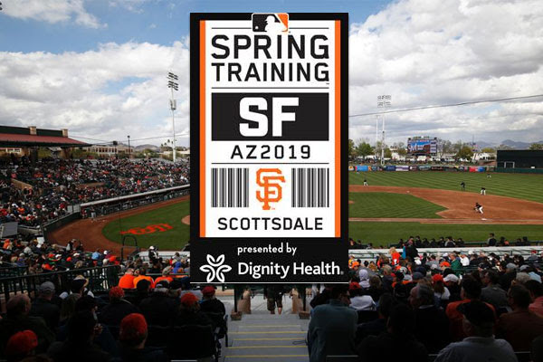 3-11-19 - SF Giants