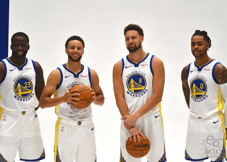 10-7-19 - Warriors - Ed Jay