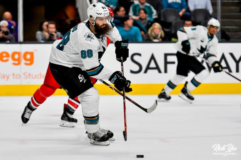 12-10-18 - SJ Sharks - Rich Yee