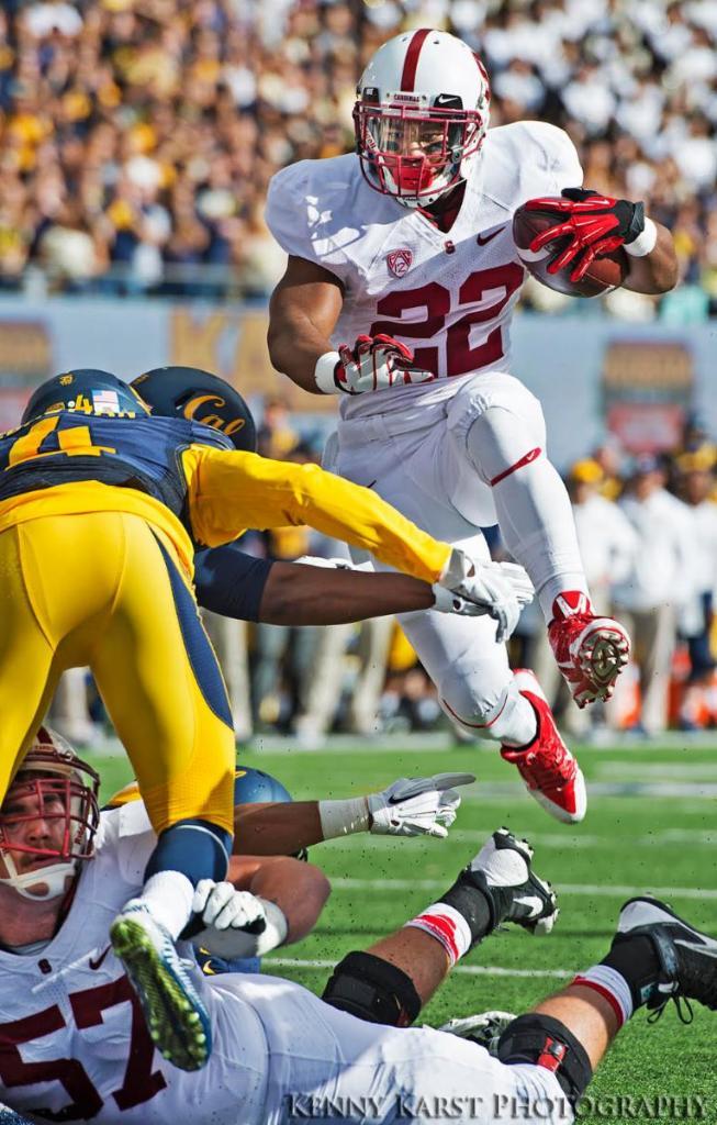 11-19-18 - Cal-Stanford - Kenny Karst