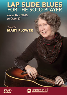 Mary Flower Slide Guitar