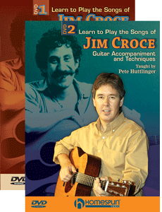 Pete Huttlinger teachers Songs of Jim Croce
