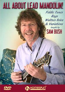 Sam Bush - Lead Mandolin