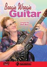 Del Rey Boogie Woogie Guitar
