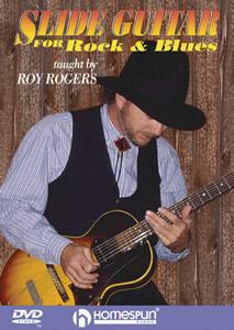 Roy Rogers - Slide Guitar