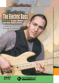 David Gross - Mastering The Electric Bass