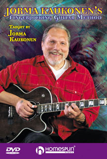 Jorma Kaukonen's Fingerpicking Guitar Method