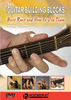 Happy Traum - Building Blocks - Bass Runs