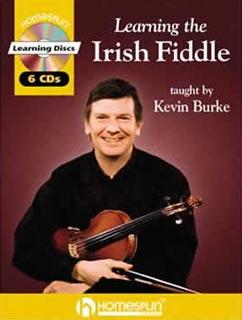Kevin Burke - Learn Irish Fiddle