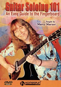 Marcy Marxer Guitar Soloing 101