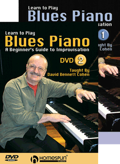 David Bennet Cohen - Jazz Blues PIano