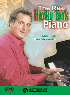 Tim Alexander - The Real Honky Tonk Piano