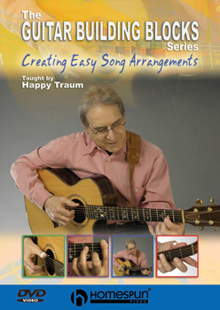Traum Happy - Building Blocks DVD 4 - Creating Easy Song Arrangements