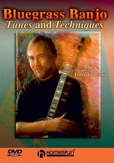 Tony Trischka - Bluegrass Banjo