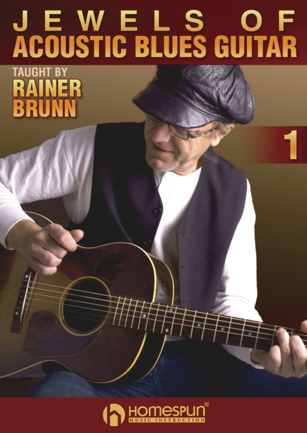 Reiner Brunn - Jewels of Acoustic Blues Guitar - 1
