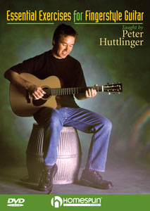 Pete Huttlinger - Essential Exercises for Fingerstyle Guitar