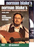 Norman Blake Guitar Techniques
