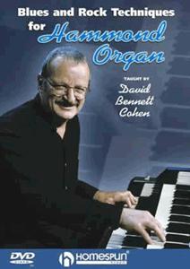 David Bennett Cohen - Hammond Organ