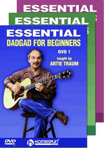 Artie Traum DADGAD for Beginners