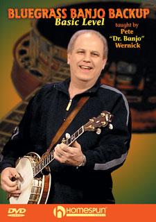 Pete Wernick _ Bluegrass Banjo Backup