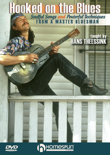 Hans Theesink - Hooked on the Blues