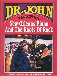 Dr John - Piano Roots Rock
