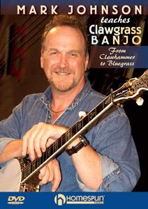 Mark Johnson - Clawgrass Banjo