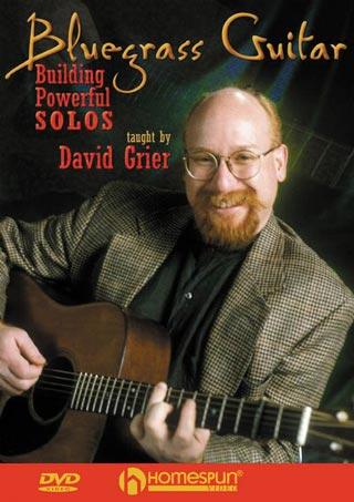David Grier - Bluegrass Guitar