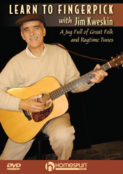 Learn to Fingerpick with Jim Kweskin