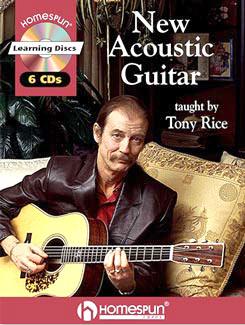 Tony Rice - New Acoustic Guitar