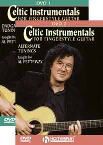 Al Petteway Celtic Instruments