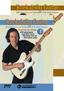 Jim Weider Rockabilly Guitar