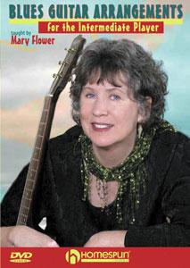 Mary Flower - blues guitar