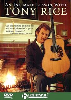 Tony Rice - Intimate Lesson
