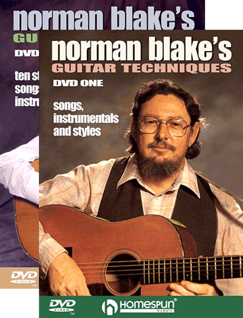 Norman Blake Guitar Techniques