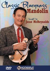 Jesse McReynolds Classic Bluegrass Mandolin