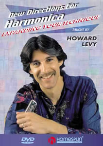 Howard Lev - Harmonica