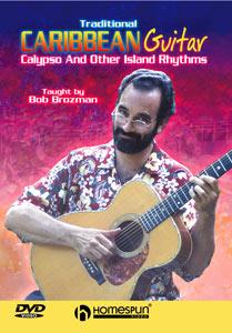 Bob Brozman Caribbean Guitar