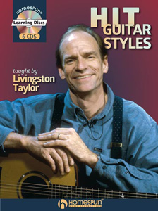 Livingston Taylor Hit Guitar Styles