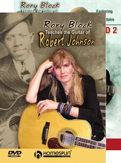 Rory Block teaches Robert Johnson