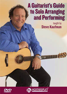 Steve Kaufman - Solo Arranging and Performing