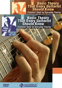 Happy Traum guitar theory