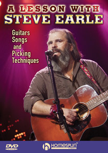 A Lesson with Steve Earle