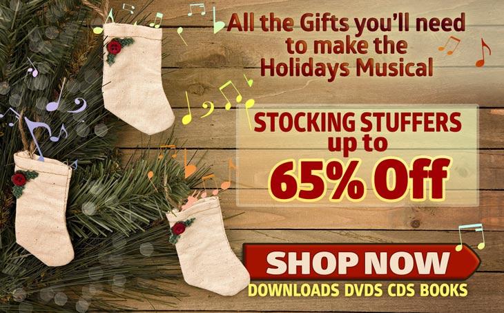 Stocking Stuffer upto 65 percent off