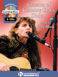Rory Block Classic Country Blues