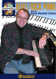 David Bennet Cohen -Blues Rock Piano