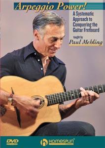 Paul Mehling Arpeggio Power